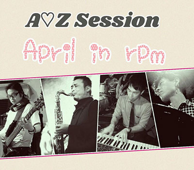 A♡Z Session at rpm