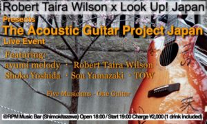 The Acoustic Guitar Project - Japan (AGP)