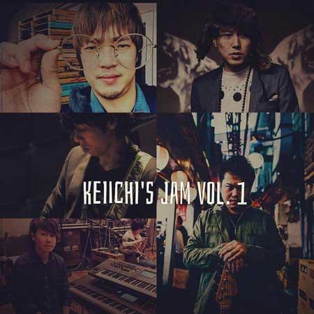 Keiichi' s Live&JAM vol. 1