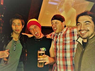 SOSHI Jam Session + KINLAY's Bday Smashdown ;-)