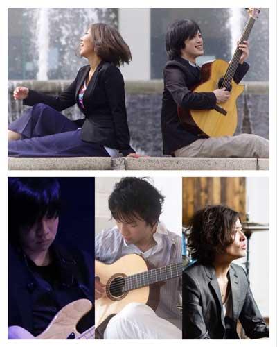 辻岳人trio & contEEgo calm LIVE!!
