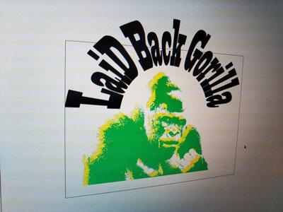 LaiD Back Gorilla Gig!!