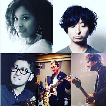 Tak Tanaka Session feat Imani jess