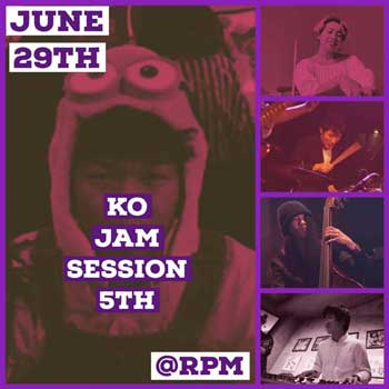 Ko Jam session 5th