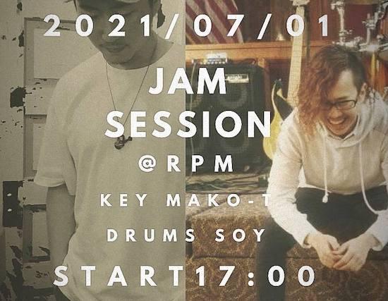 MAKO-T Jam Session!!